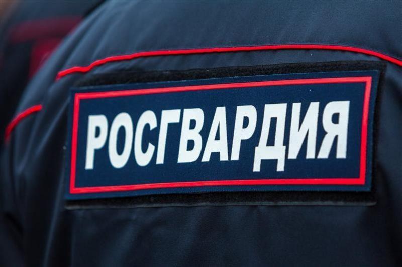 Курские росгвардейцы задержали пациента, который находится в федеральном розыске