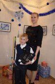 Поныровские ребята получили подарки от олимпийской чемпионки
