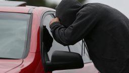 В Курской области граждане  Беларуси угнали автомобиль