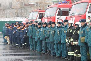 В Новый год курян будут охранять 7 тысяч сотрудников экстренных служб