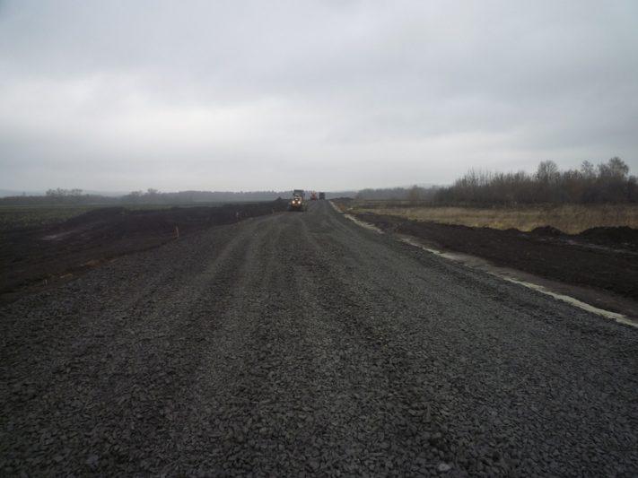 Новая дорога в Курской области соединит деревню с региональной трассой
