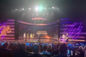 Курянка признана лучшей спортсменкой России