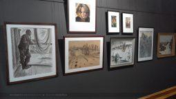 В галерее Дейнеки проходят выставки курских художников