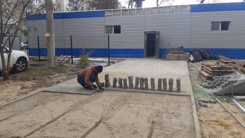 Курск: в Сеймском округе Курска модернизируют центральные тепловые пункты