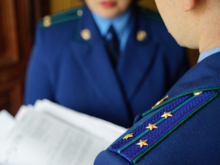 По требованию прокуратуры в Курске убирают рекламные щиты