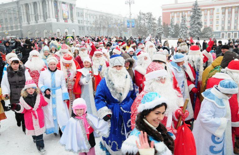 """В Курске заработает """"приемная"""" Деда Мороза"""