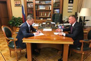 В Курской области в 2023 году появится комплекс по производству минеральных удобрений