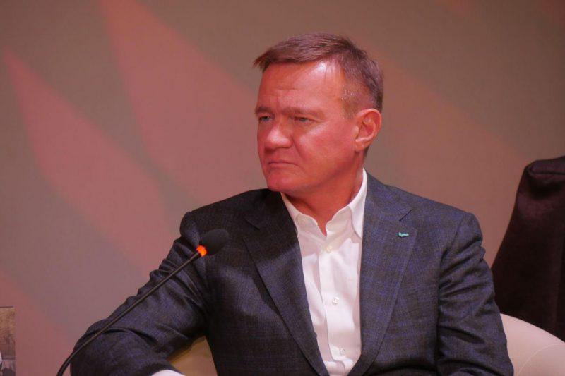 Петр Михин презентовал курянам свою книгу
