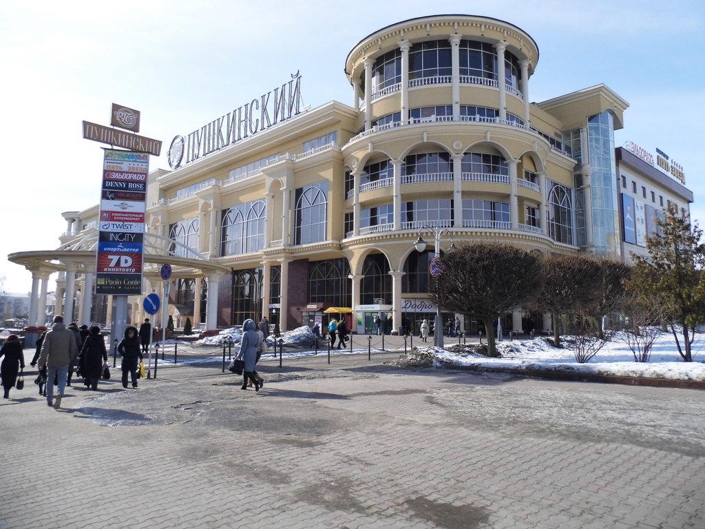 Стали известны подробности гибели курянина в «Пушкинском»