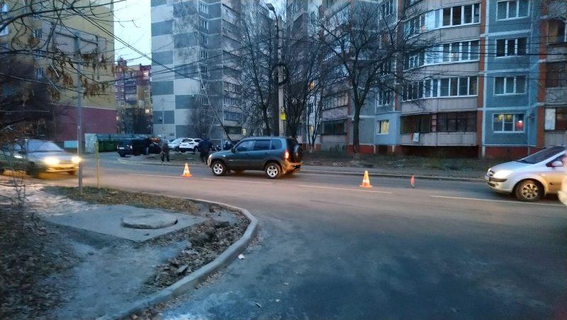 В Курске сбили 10-летнего ребенка
