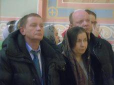 Строители нового курского храма получили высокие награды