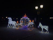 В Курске в Новый год перекроют движение по улице Ленина