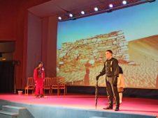 Курские семинаристы представили спектакль «Маленький принц»