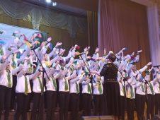В Курске проходит Детская хоровая ассамблея