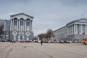 В Курске в гостинице «Центральной» не появится отель «Marriott»