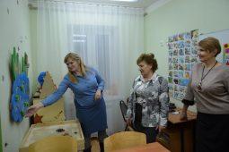 Детский омбудсмен проверила школу-интернат в Курской области