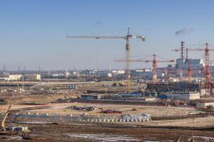 Самая высокая градирня в России появится на Курской АЭС-2