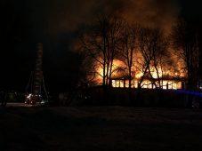 Роман Старовойт проанализировал действия по тушению пожара в курском кафе