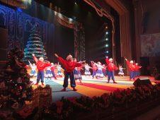 В Курском драматическом театре проходит Рождественский концерт
