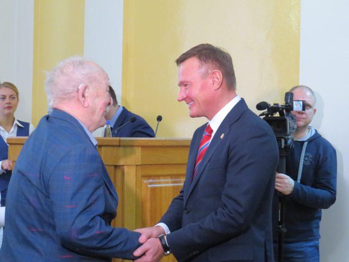 В Курске обсудили планы подготовки к 75-летию Великой Победы