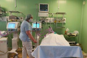 Новейшее оборудование  для областной больницы