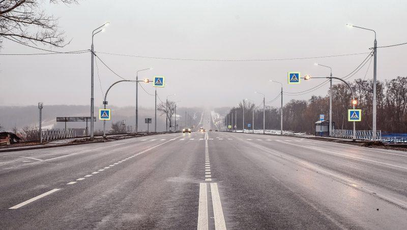 В Курской области в 2019 году отремонтировали 86 километров дорог