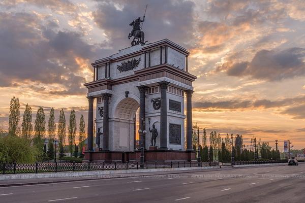 Курск входит в десятку самых узнаваемых городов России