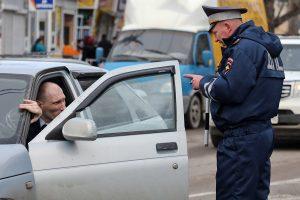 Двух курян обвиняют в оскорблении полицейского