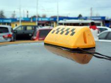 Курский таксист скрылся со смартфоном клиента