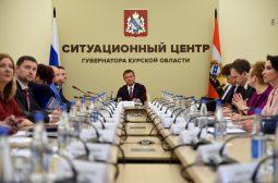 Курская область продолжит сотрудничать с Беларусью