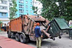 Собираемость платы за вывоз мусора достигла 90%