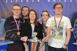 Команда курского вуза завоевала Кубок России по интеллектуальным играм