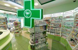 Курская область оказалась в лидерах по числу аптек