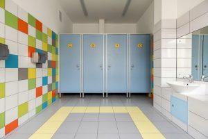 Школьные туалеты отремонтируют