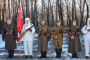 Куряне увидят оружие и униформу советской Армии на выставке