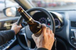 В Курской области осужден пьяный водитель, сбивший полицейского