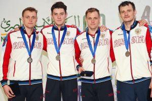 Курянин Владислав  Мыльников завоевал путевку на Олимпийские игры в Токио – 2020