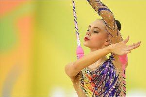 Победа гимнастки Дарьи Трубниковой