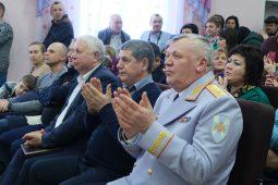 Генерал «Росгвардии» поздравил селян с 77-летнием освобождения Большесолдатского района