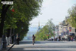Курск: улицу Ленина благоустроят в следующем году