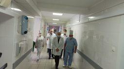 В Курск прибыл главный трансплантолог Минздрава России Сергей Готье