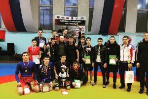 Куряне привезли 15 медалей с чемпионата и первенства ЦФО