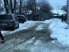 Курская городская инспекция ЖКХ проверила расчистку дворов