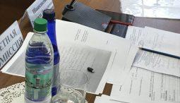 Депутат Курского горсобрания принесла «закладку» на заседание