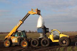 Курские аграрии начали подкормку озимых зерновых культур