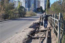 Курская область: Мост через Речицу в Железногорском районе восстановят