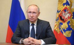 Владимир Путин назначил голосование по Конституции на 1 июля