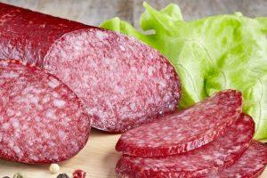 Курянин проведет семь месяцев в колонии за кражу колбасы