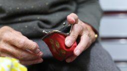 В Курской области женщина потребовала со своего сына алименты