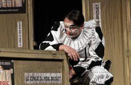 В Курском драмтеатре звучали пощечины